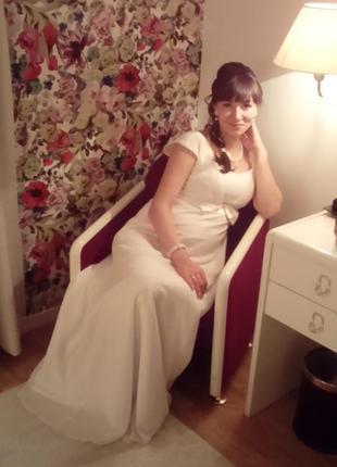 Свадебное платье / свадебное платье для беременных