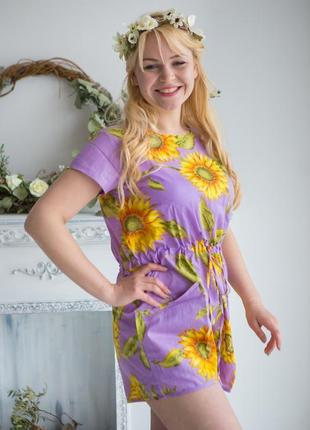Комбинезон (пижама), ромпер, есть разные модели и расцветки