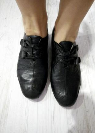 Скидка! туфли (натуральная кожа)