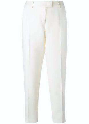 Классические базовые белые брюки со стрелками gipsy girl , повседневные, деловые