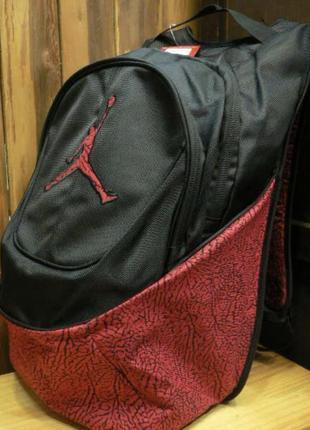 Jordan рюкзак вместительный