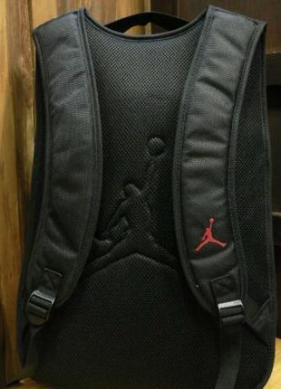 Jordan рюкзак вместительный5 фото