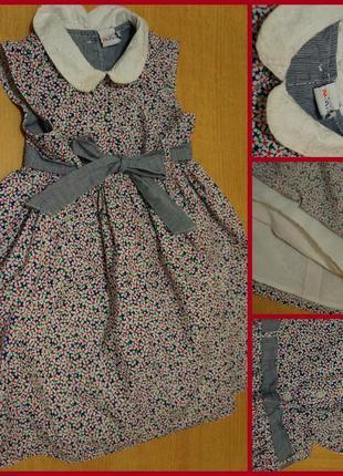 Mini club платье 1,5-2 года сукня