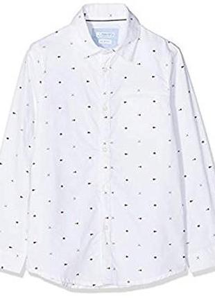 Mayoral рубашка. 7 лет