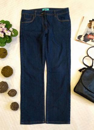 Стильные джинсы размер 12-14  (44-46)2 фото