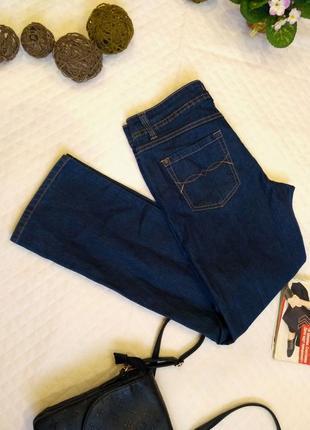 Стильные джинсы размер 12-14  (44-46)5 фото