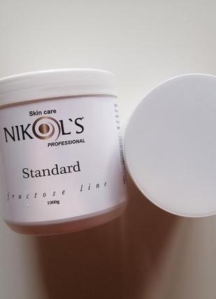 Сахарная паста для шугаринга nikol's professional