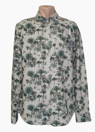 Мужская рубашка kiabi. разные цвета.