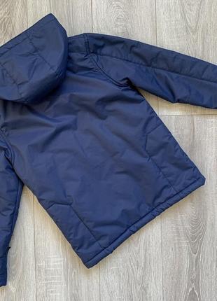 Демисезонная куртка на мальчика outventure.2 фото