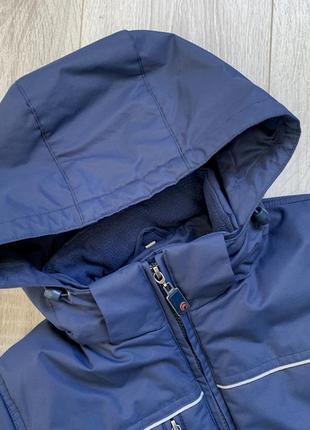 Демисезонная куртка на мальчика outventure.3 фото