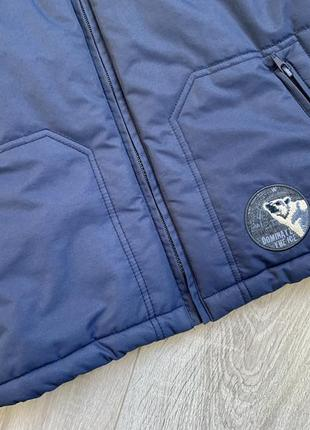 Демисезонная куртка на мальчика outventure.7 фото