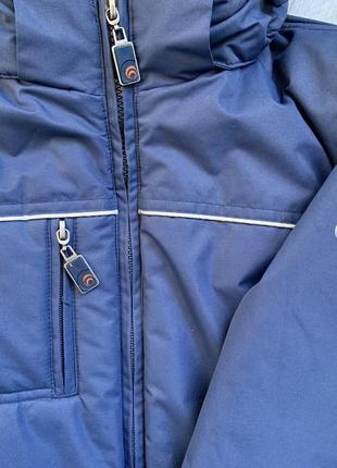 Демисезонная куртка на мальчика outventure.10 фото