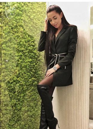 Платье пиджак3 фото