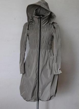 Демисезонное пальто плащ sottomarino италия