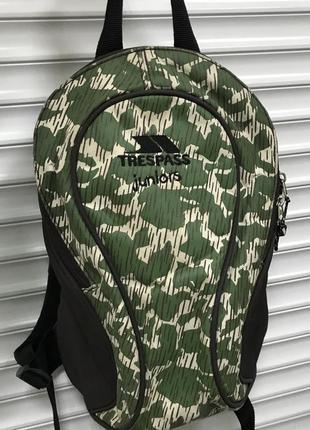 Фирменный рюкзак от trespass