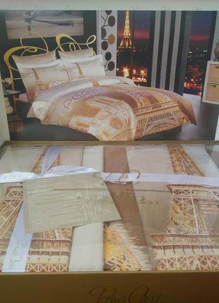 Постельное белье 3d бамбук 200*220 (тм prima casa) турция