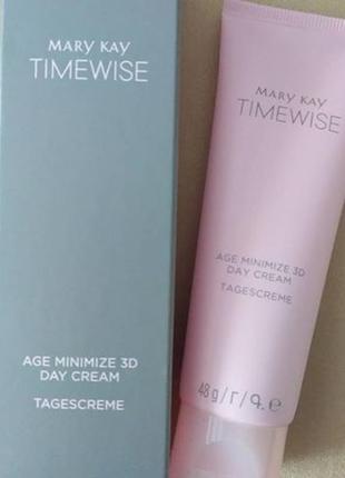 Дневной ночной крем timewise® age minimize 3d мери кей, мэри кэй