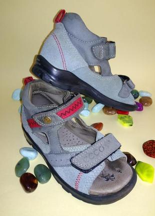 Босоножки сандалии ecco eur 25
