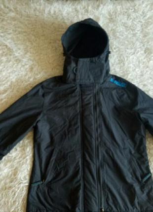Спортивная куртка флис
