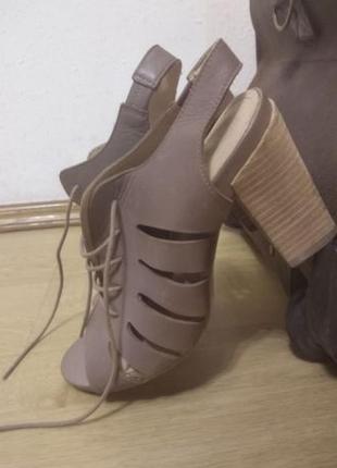 Босоножки туфли indigo, 37 (4)