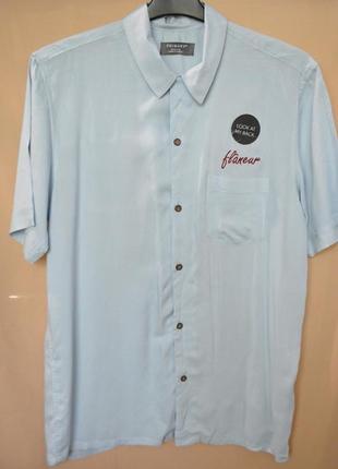Рубашка мужская primark англия размер m