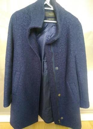 Пальто reserved wool blend