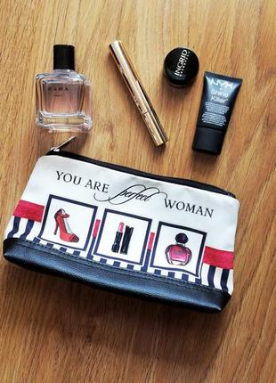 Косметичка you are the perfect woman