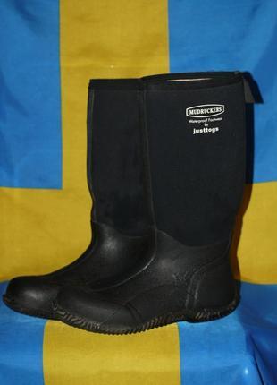 Неопреновые женские сапоги mudruckers® ladies' neoprene tall boots