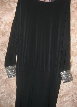 Платье вечернее, размер l, xl.