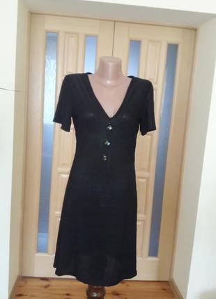 Платье жатка летний сарафан