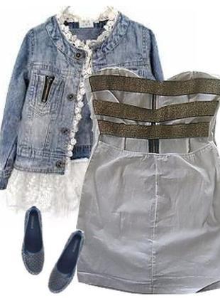 Модное стречевое платье спина резинки