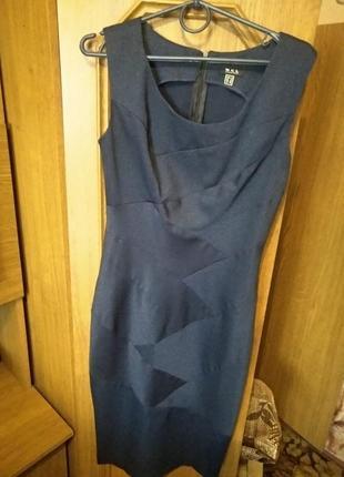 Вечернее платье до колен. для высоких девушек
