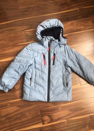 Reima зимняя куртка 122 128