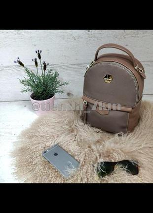 Городской рюкзак от david jones cm3746t d. pink