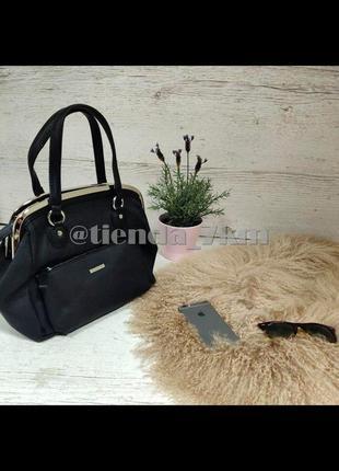 Женская сумка от david jones  5729-1 black