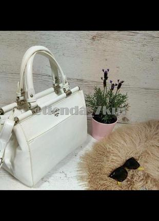 Женская сумка от david jones 5954-3t white