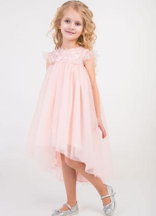 Воздушное нежное платье лилис