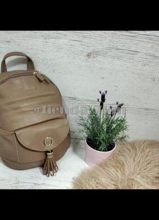 Городской рюкзак от david jones 5637-4 d.camel