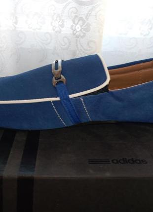 Мужские мокасины/туфли