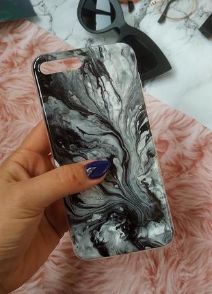 Новый стильный чехол на iphone 7,8 plus
