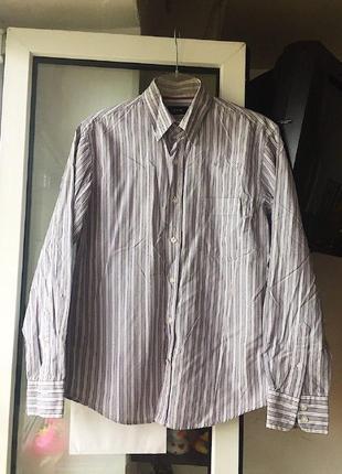 Рубашка в полоску ostin