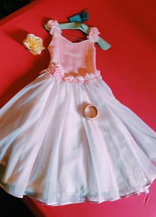 Выпускное, бальное платье для принцессы👰