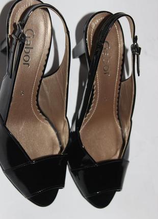 Gabor новые босоножки туфли р. 36