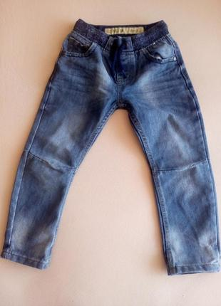 Джинсы ,штаны на резинке