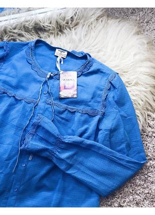 Новая очень красивая рубашка от zarina