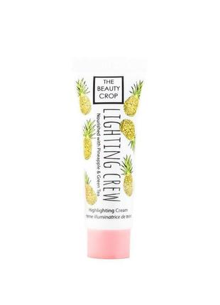 Кремовый хайлайтер the beauty crop lighting crew highlighting cream, 10 мл