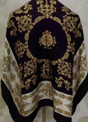 Шелковый красивый платок   marc  rozier