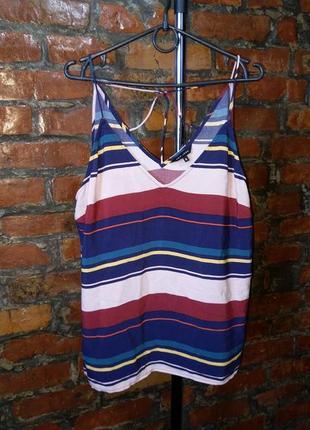 Топ блуза кофточка майка на бретелях new look3 фото