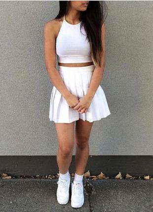 Фирменная юбка nike, размер м