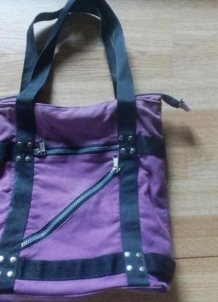 Фіолетова сумка від oriflame